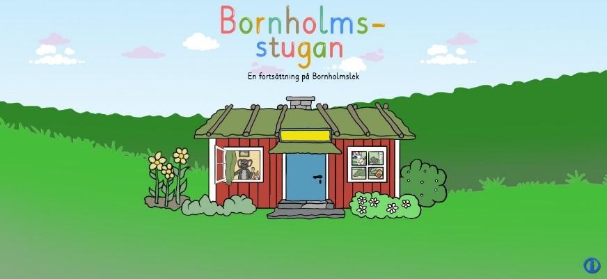 Läs om utvecklingsarbetet bakom Bornholmsstugan